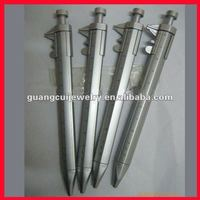fashion slide caliper ball bearing pen