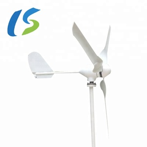 12v Residential Wind Generator 500w Wind Turbine For House
