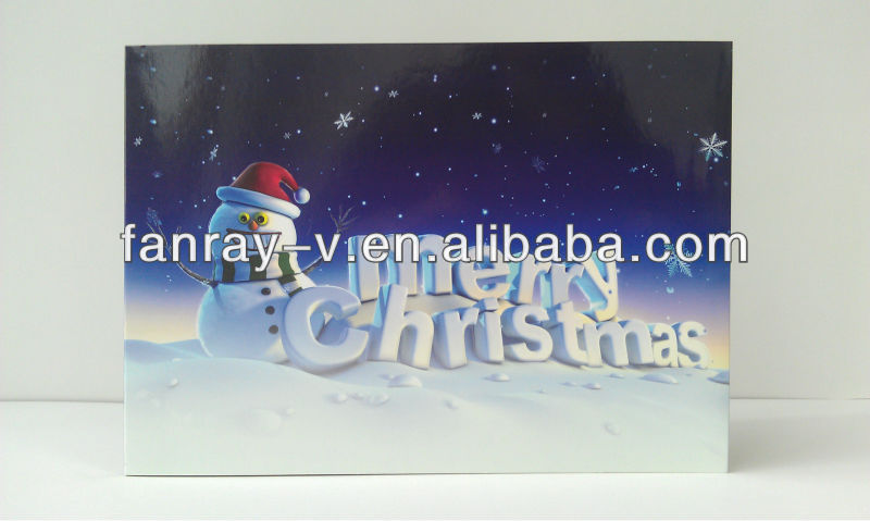 New Arrival!! 4.3 inch video card For Christamas holiday