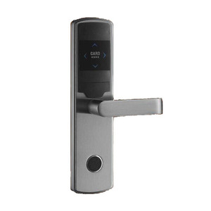 Household Anti-theft biometric fingerprint digital specialize home lock system