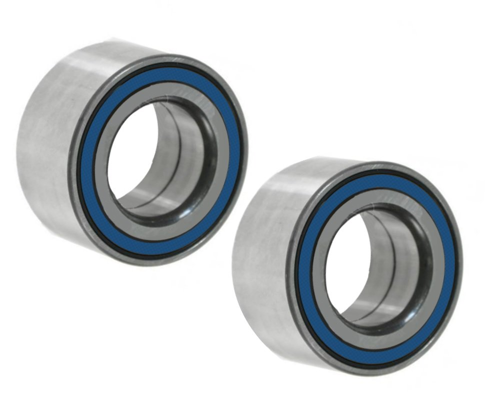Brand New DRIVESTAR 513237x2 Set//Pair:2 Front wheel Bearings and Hubs fits 06-08 Chevy HHR w//o ABS