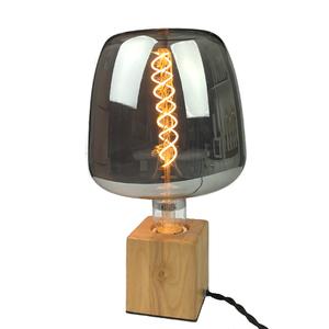 2019 Retro Style 230V Double Spiral Filament Led Bulb 4W Smoky Lamp