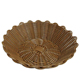 Fruit Basket Bread Tray Bowl Round Wicker Stackable Storage Baskets