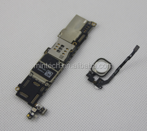 Replacement unlocked Full Function Original Motherboard For iPhone 5S 64gb