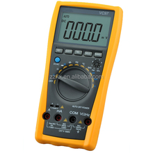 VC97 AC DC Digital Multimeter Resistance Capacitance Voltmeter auto range MultiTester Electrical Tester