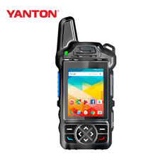 WCDMA Android sistema de SMS com T-X9 YANTON walkie <span class=keywords><strong>talkie</strong></span> 500 km