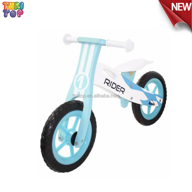 Bike Children Dirt Bike No Pedal Kids First Running Training Learning Bicycle