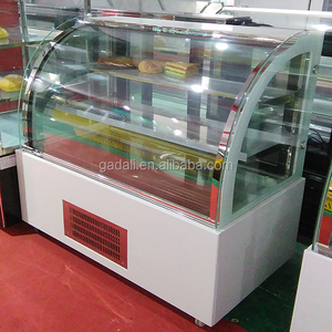 2017 Hot Sale refrigerated cake display cabinets commercial refrigerator for cakes(ZQW12)