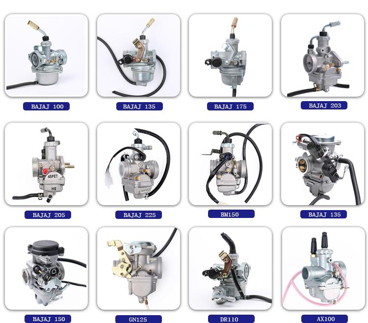 Yedek yakıt Solenoid elektromanyetik anahtarı Briggs Stratton karbüratör motorları Solenoid valf aksesuarları