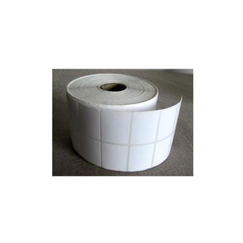 2020mm Anti Tamper UHF RFID Adhesive Tag For IT Asset Retail Store Inventory