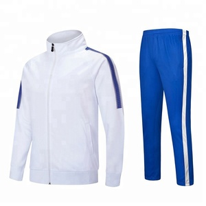 OEM garment factory softshell blank tracksuits men jogging suits wholesale for women