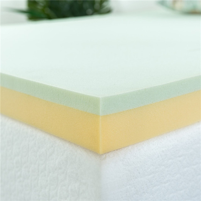 Long Durability Reversible Orthopedic Queen Size Mattress Topper