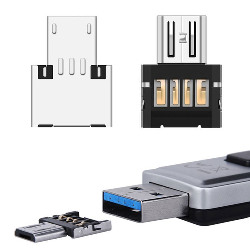 Android OTG adapter OTG function Turn into Phone USB Flash Drive Mobile Phone Tablet connector Adapters