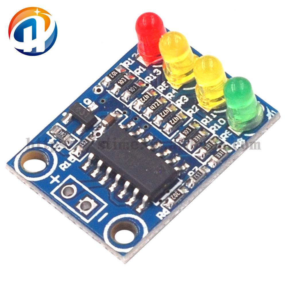 12v Battery Level Indicator Module 4 Paragraph Onboard Led Lights Buy Module12vled Product On