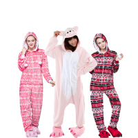 Family christmas pajamas cheap flannel pajamas high quality flannel