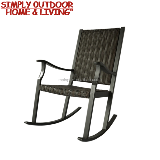 High Quality Outdoor Rattan Furniture Rattan/Wicker Rocking Chair With Rattan Fabric  sc 1 st  Alibaba & China Rocking Wicker Chair Wholesale ?? - Alibaba