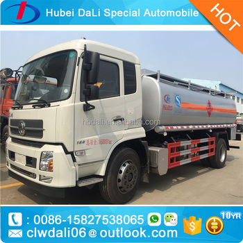 Dongfeng 10000 Liters Fuel Tanker For Africa