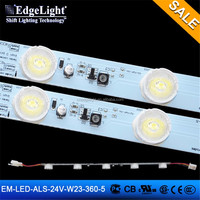 DC24V led Light strip white color aluminum PCB bar for lighting and decorating