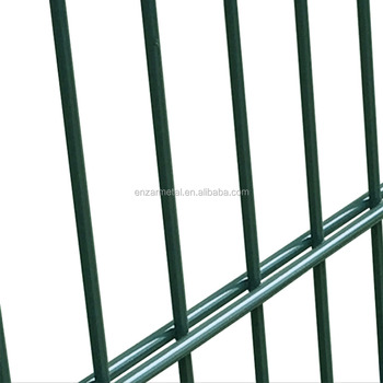 Double Wire Fence Panel / 2d Fence Panel - Buy 2d Fence Panel,Double ...