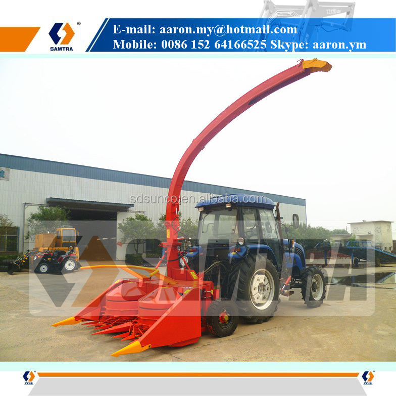 Corn Silage Harvester, Maize Forage Harvester