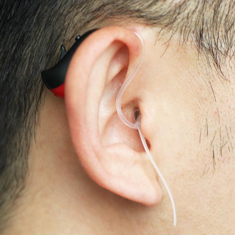 Jinghao Air Conduction Digital Hearing Loss Wireless Waterproof Earphone