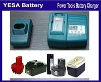 Universal charger for Makita 7.2V ~18V Ni-Cd Ni-MH Li-ion batteries