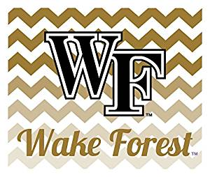 "WAKE FOREST DEMON DEACONS CAR MAGNET-WAKE FOREST DEMON DEACONS AUTO MAGNET-2 PACK-5"" X 6""-SQUARE-WILL STICK ON ANY METAL SURFACE"