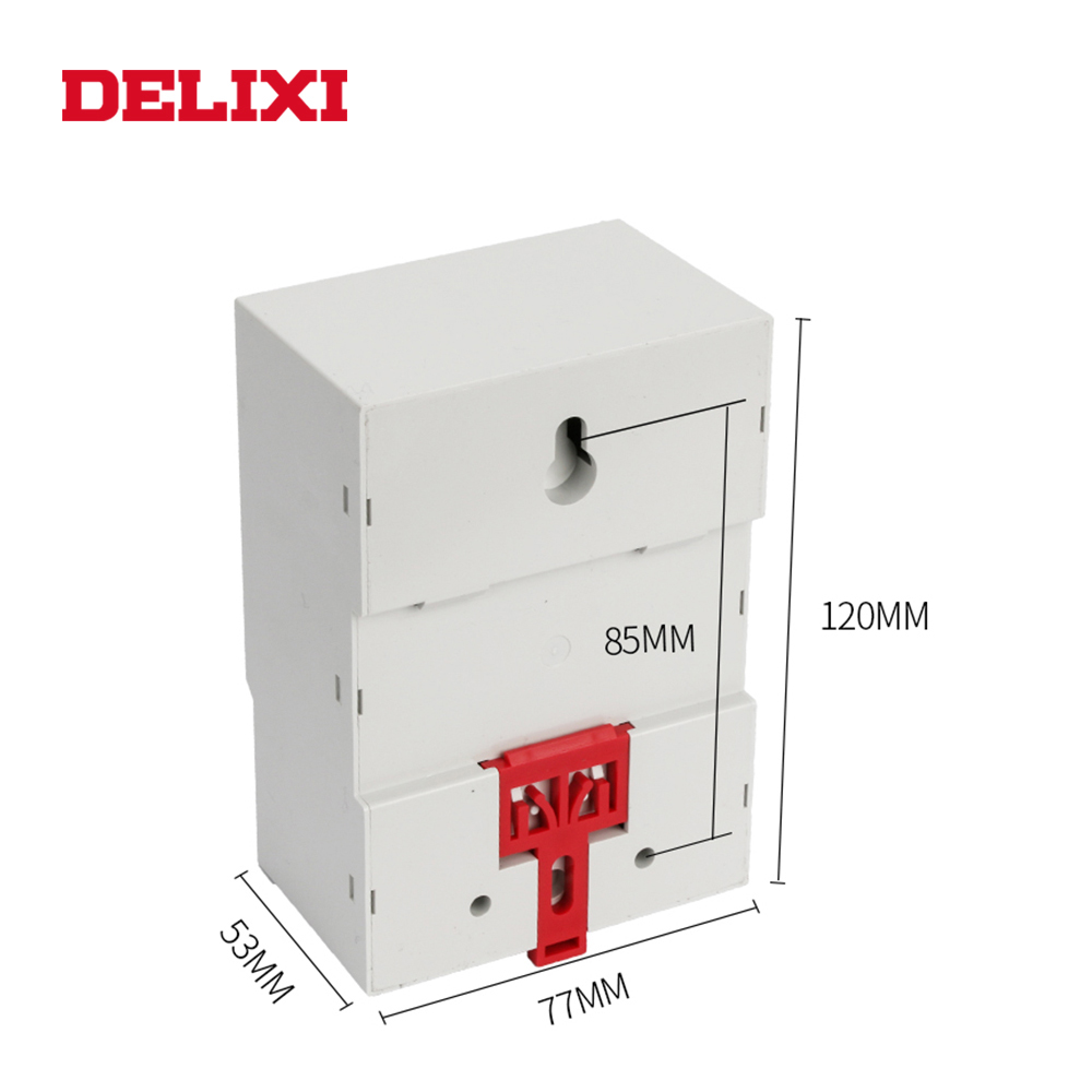 DELIXI KG316T AC 220V 380V Long Service Life Time Lag Switch China Green Time Controller