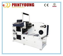RY320-2C Automatic 2 color UV Flexo Printing Machine