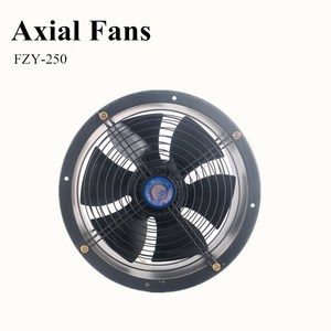 250mm outer rotor motor ac 380v axial ventilation fan