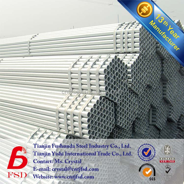 china thickness of scaffolding pipe price gi pipe for scaffolding