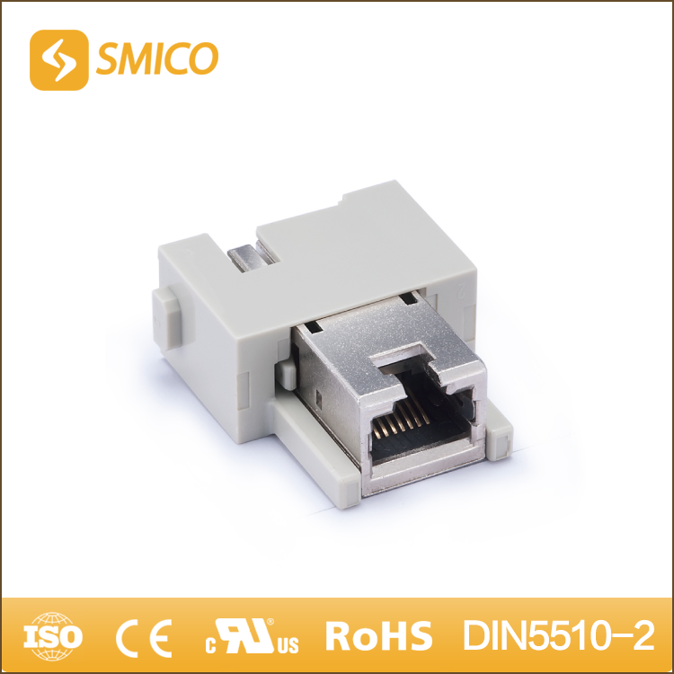 Products Wholesale Male And Female Straight Hdmi Connector RJ45 09140014721