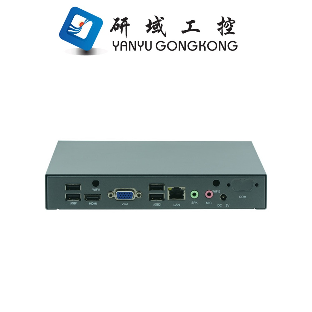 X86 Intel computer celeron1037u Processor window xp/7/8 linux system supported mini pc thin client From China MINI ITX