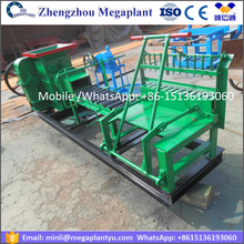 Factory supply Diesel engine driven automatic red soil brick making machine with sale price