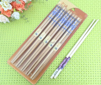 Daily use product simple dinnerware pure Nature Bamboo Chopstick,High Quality Bamboo Korean Chopsticks