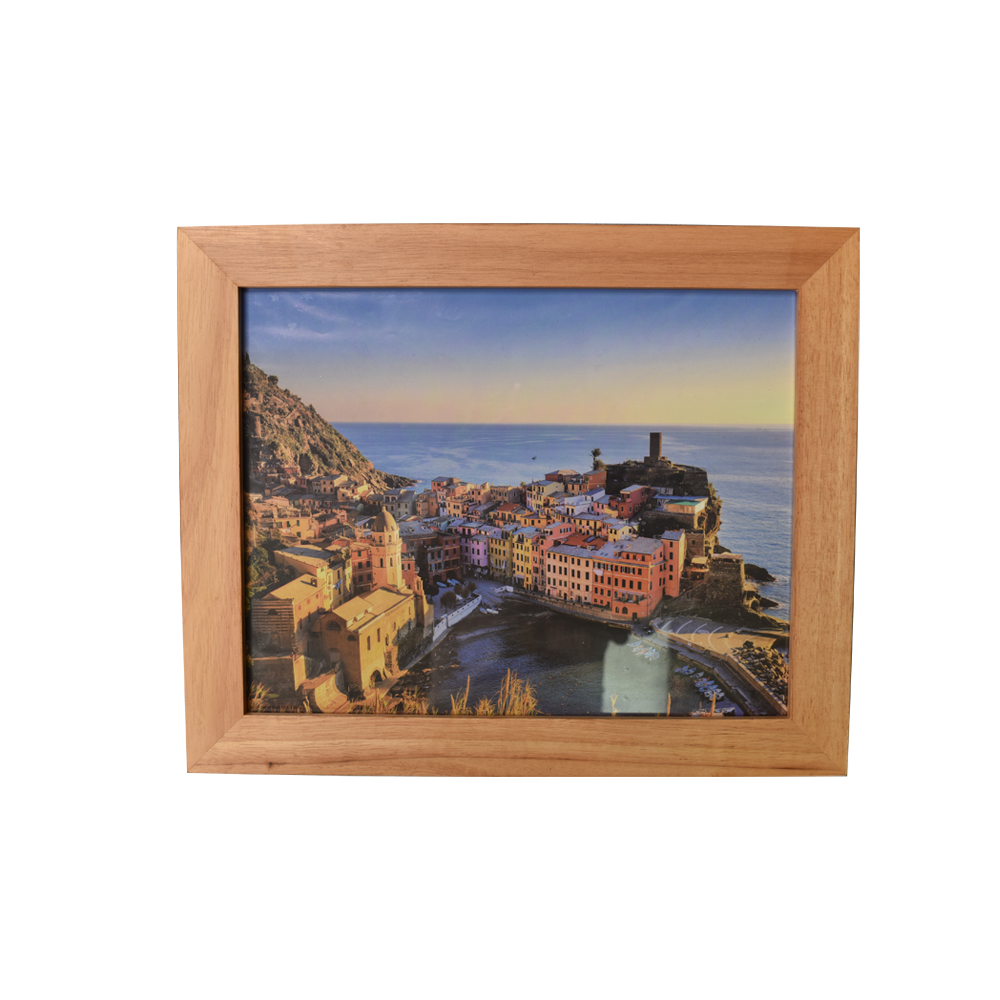 Customise Passepartout Natural Wooden Marcos De Fotos Wooden Poster Photo Frame