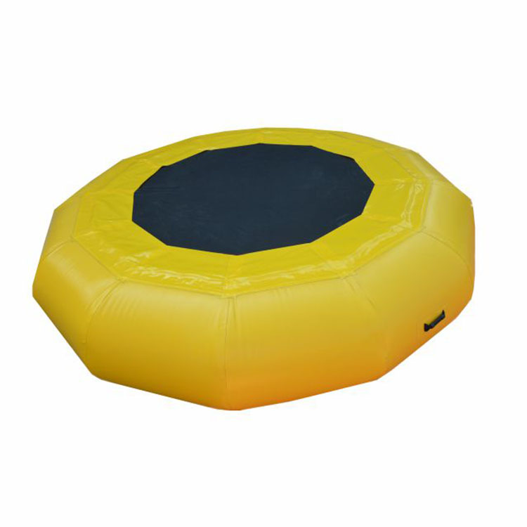 Inflatable Action Trampoline น้ำเกม