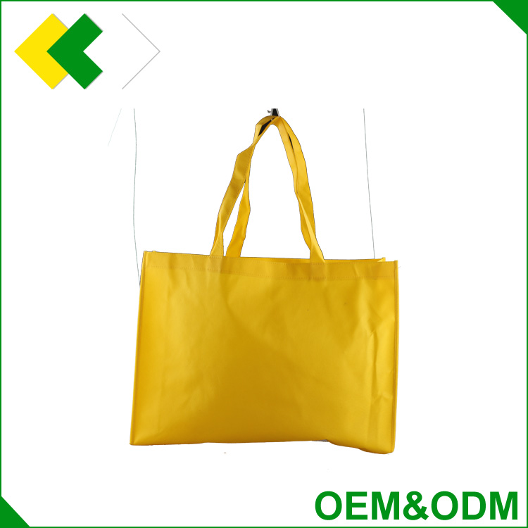 Good quality blank promotion non woven bag competitive price wholesale customized grocery tote bag
