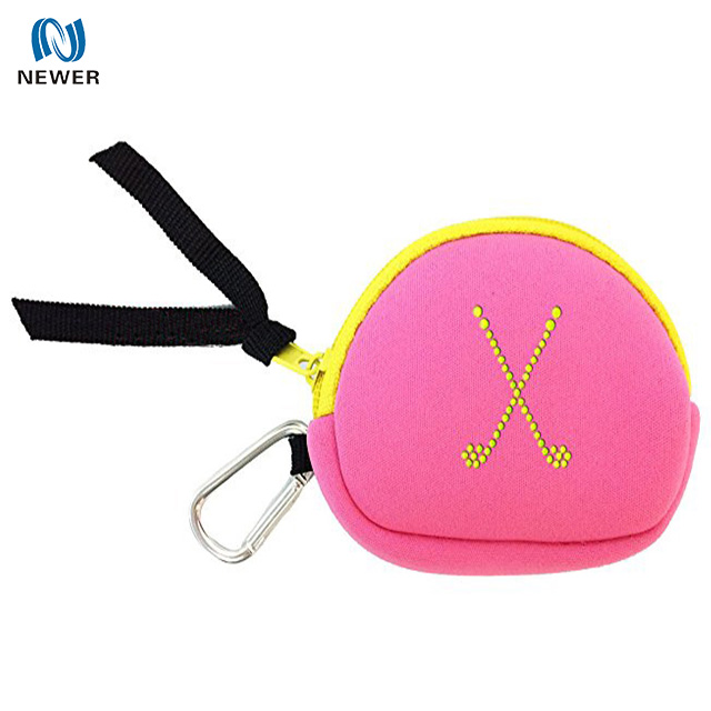 Best useful coin bag printed neoprene change purse