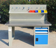 Hot sale folding workbench for garage