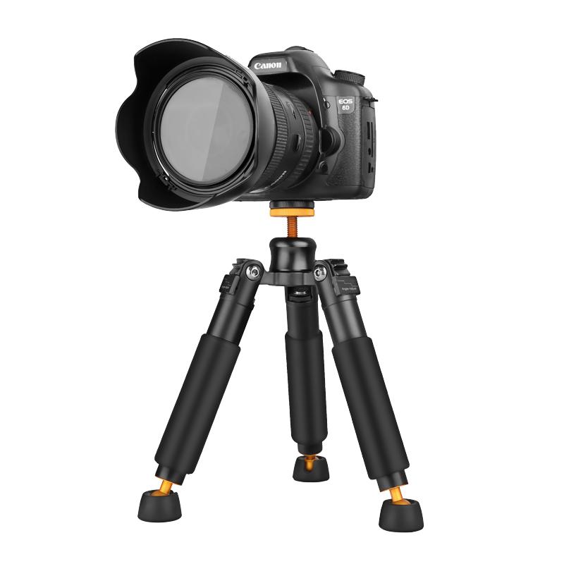 Q178 Lightweight Mini Camera Tripod Stand Mount For Digital Camera Webcam Phone DV Tripod 250MM Height Table Tripod 22MM Tube
