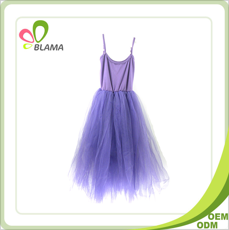 Caldo-vendita della neonata kids party dress fairy princess dress