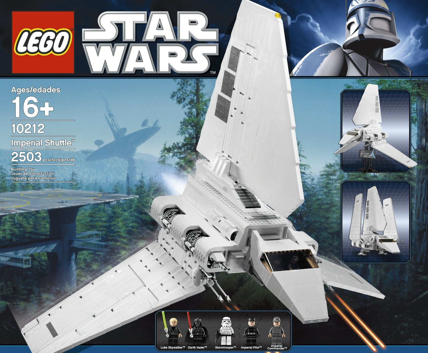 Buy Lego Star Wars Imperial Shuttle 10212 In Cheap Price On Alibabacom