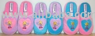 LADIES SLIPPER PACK OF 3