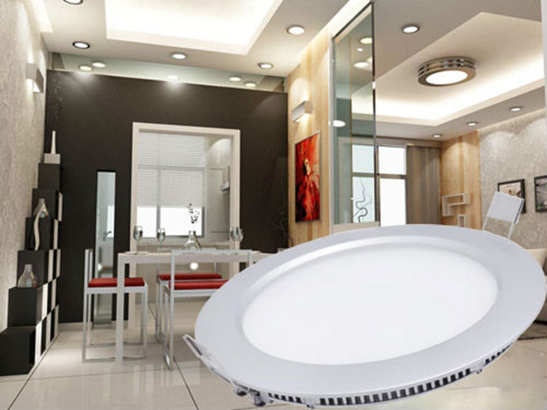 jiaxing factory Indoor 6W 12W 18W 24W Round Silm and Surface SMD Small round Led Panel Light manufacturers in china