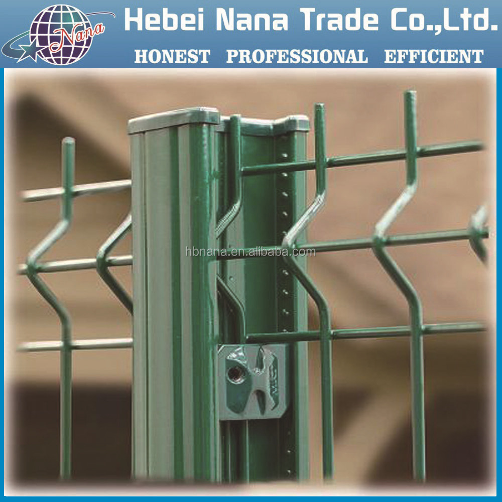 Alibaba China Trade Assurance wire mesh / metal fence / welded wire msh