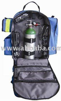 Meret Econo O2 Response Bag Emt Oxygen Ambulance 12024
