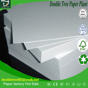 300gsm ivory paper board FBB board white card board packing paper