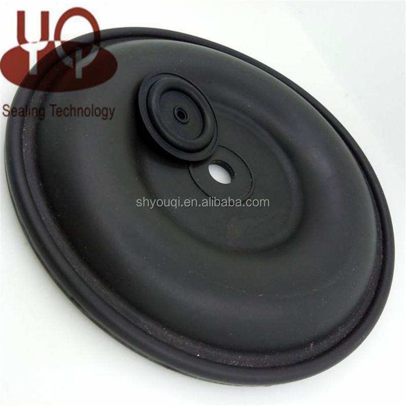 Teflon high pressure performance rubber diaphragm for pump