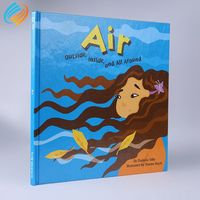 100% Satisfaction Guarantee Custom Children Color Hardcover Story Picture Book Printing